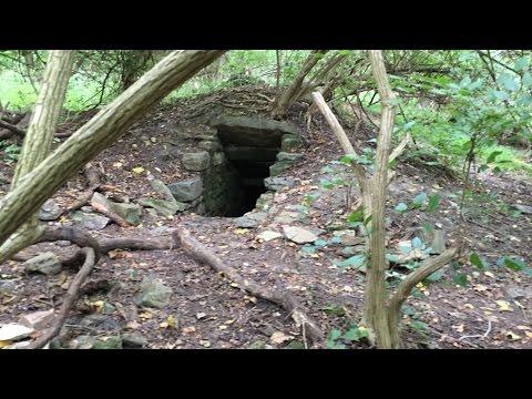 Abandoned Forgotten Merryman Estate With Underground Cellar