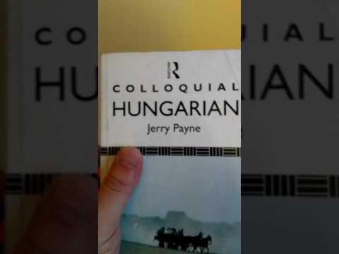 Hungarian Language Books
