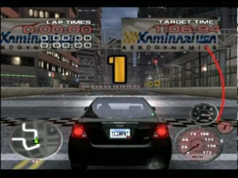 Midnight Club 3 DUB Edition REMIX - Lexus IS300 Tournament