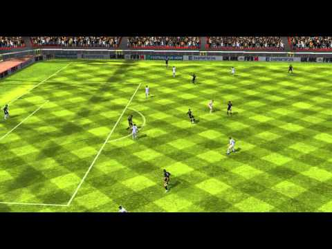 FIFA 14 Android - MESSI'S 11 VS EL SHAARAWY'S 11