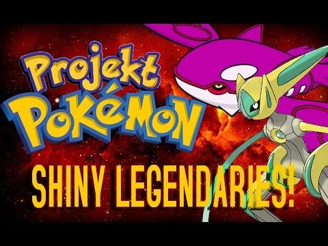 Roblox: Project Pokemon|LEGENDARY HUNT! - SHINY DEOXYS
