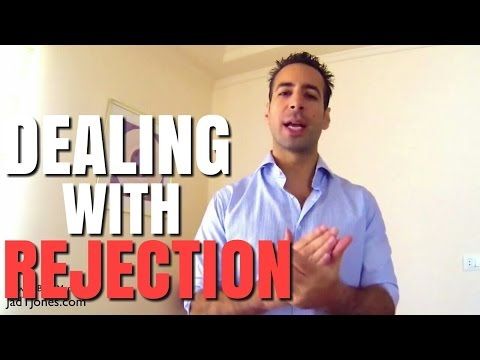How To Deal With Rejection Like A Man