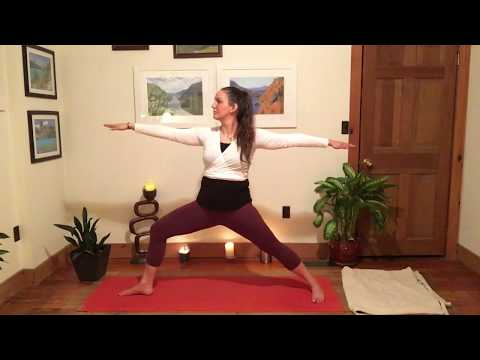 Yoga With No Forward Bends (For Herniated Disc/Low Back Pain)