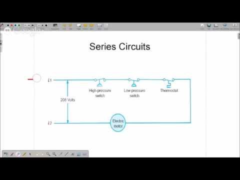 HVAC Training | Schematic Reading Part 2 of 10 | HVAC Training Soltuions