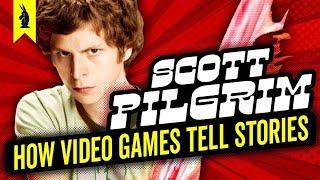 Scott Pilgrim: How Video Games Tell Stories – Wisecrack Edition