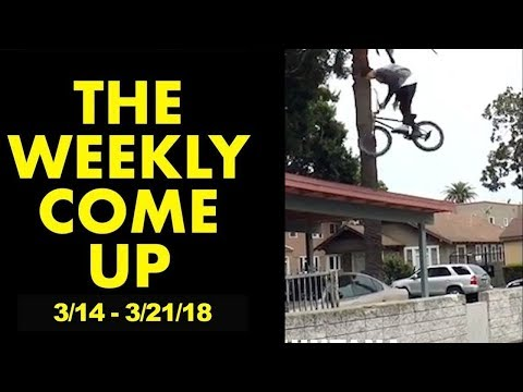 *The Best BMX Street Clips* The Weekly Come Up 10