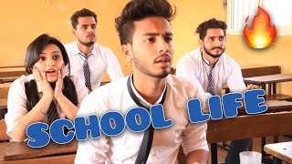 SCHOOL LIFE - THEN VS NOW - | Elvish Yadav |