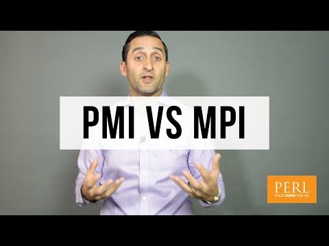 Private Mortgage Insurance (PMI) vs Mortgage Protection Insurance (MPI)