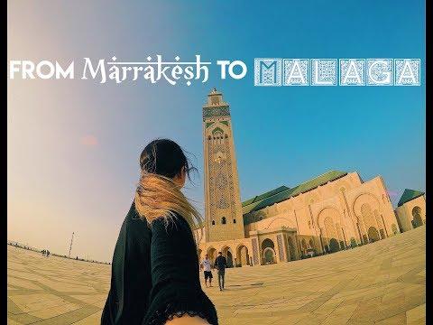 FROM MARRAKESH TO MALAGA | McDANIEL JAN TERM TRAVEL ADVENTURES 2018
