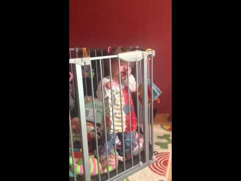 My temper tantrum 15 month old