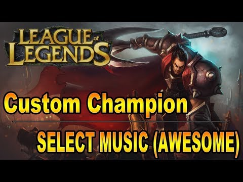 League Of Legends - How To Change Champion Select Music (AMAZING!!!!!) - LegendOfGamer