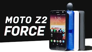 Moto Z2 Force Review: 👍 or 👎?