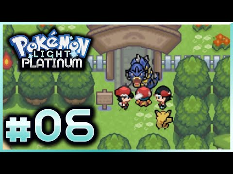 Let's Play Pokemon: Light Platinum - Part 6 - Esmerald City