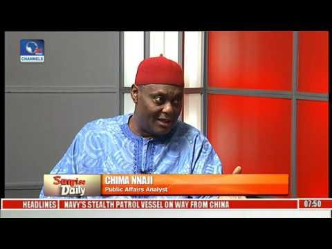 Tackling Corruption In Nigeria Critical To Eliminating Corruption In Africa - Chima Nnaji