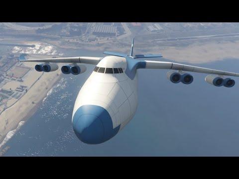 GTA V Action Scene: Dangerous cargo
