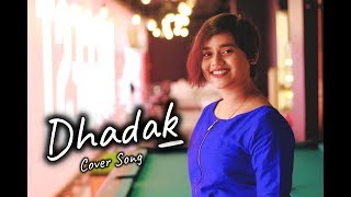 Dhadak - Title Track | Shreya Ghoshal | Ishaan | Janhvi Kapoor | Female Cover by Amrita Bharati