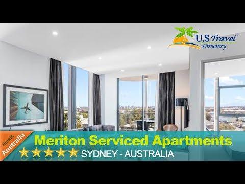 Meriton Serviced Apartments Sydney Airport - Sydney Hotels, Australia
