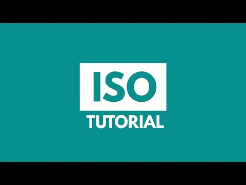 What is ISO? Photography Tutorial