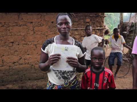 Plan International Ireland - Universal Birth Registration - Liberia & Sierra Leone