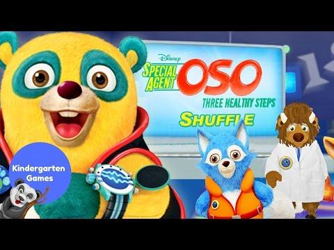 Xxx Mp4 Disney Junior Special AGENT OSO Three Healthy Steps Shuffle Learning 3gp Sex