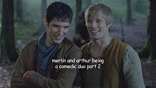 Download merlin and arthur being a comedic duo part 2 Video