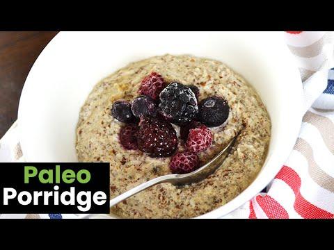 Paleo Porridge: A Great Paleo Breakfast Porridge