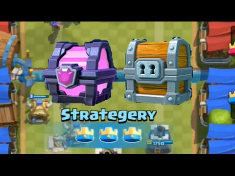 Magical and Giant Chest Openings!! - Clash Royale