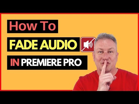 How to Fade Out Audio in Premiere Pro CC