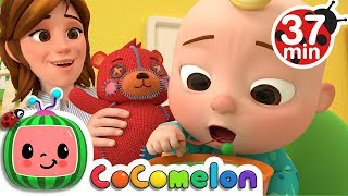 Yes Yes Vegetables Song | +More Nursery Rhymes & Kids Songs - CoCoMelon