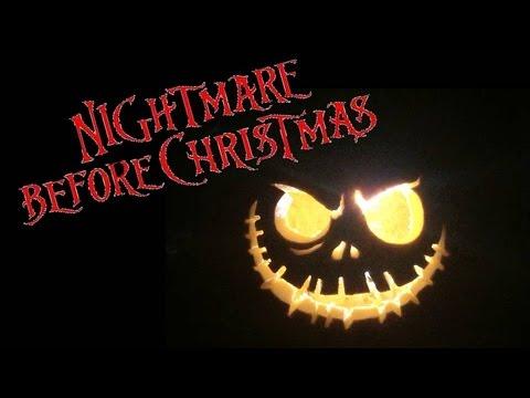 How to Carve a Jack Skellington Jack-o-Lantern Pumpkin - EASY! :)