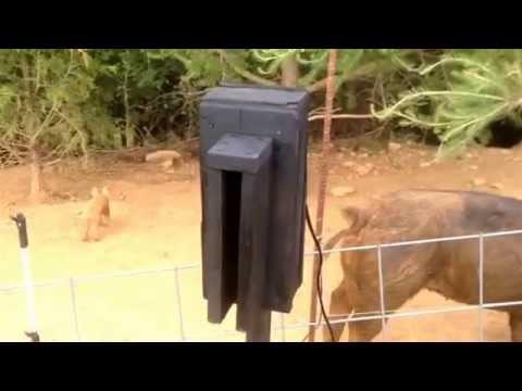 Electric Fence Tester Idea.