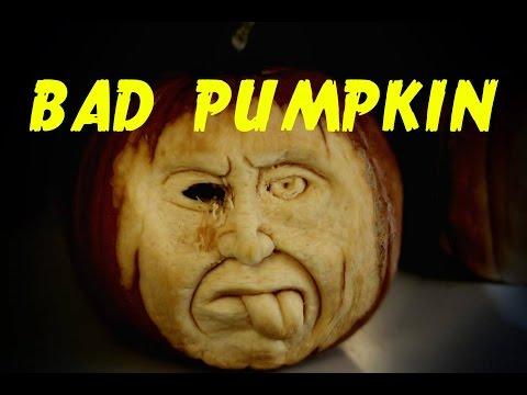 Carving a 3D Pumpkin - Tools Used