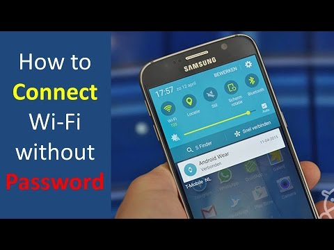 How to connect WIFI without password in android (100% woking)
