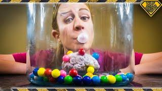 Bubblegum in a Vacuum Chamber