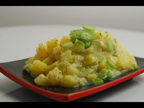 Creamy Garlic Potatoes | New Season | Cooksmart | Sanjeev Kapoor Khazana