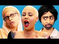 My Parents Accidentally Went To Sex Therapy ft Amber Rose