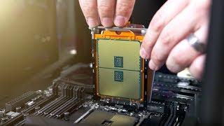 My Custom AMD Threadripper Build has Begun!