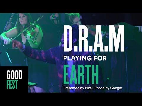 D.R.A.M. performs Broccoli | GOODFest SEA Earth