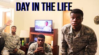 Day In The Life In The Air Force|2020|