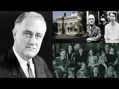 Unknown Interesting Facts About Franklin D Roosevelt || Pastimers