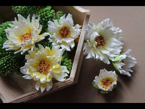 Paper Flower Making - Daisy Flowers by Archana Joshi ( EK Success )