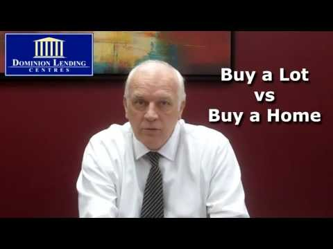 Home Construction Series - Buying From a Builder Or Self Build