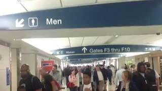 Inside Fort Lauderdale-Hollywood International Airport's Terminal 3 (Main Terminal)