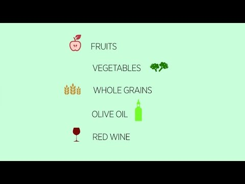 Eat a Mediterranean Diet to Help Reduce Hot Flashes