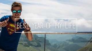 MY YEAR 2015   BEST YEAR OF MY LIFE   EXPLORE THE WORLD