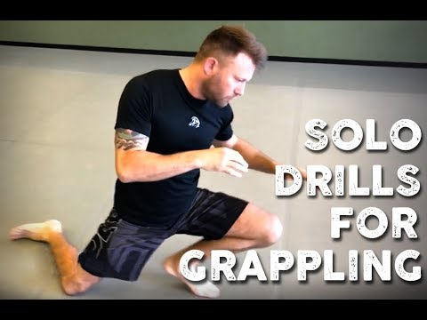 Solo Drills for Grappling & Functional  Mobility
