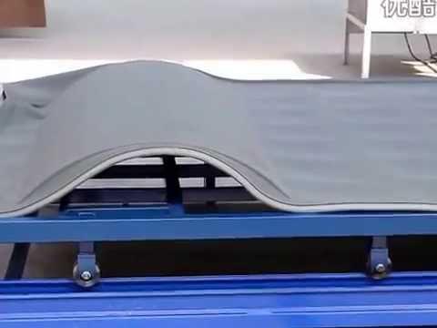 the laminating process of fangding laminated glass machine