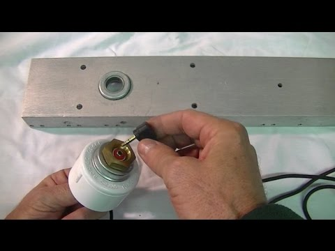 Wind Turbine Bearing Assembly Detail