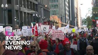 Thousands of Chicago teachers go on strike