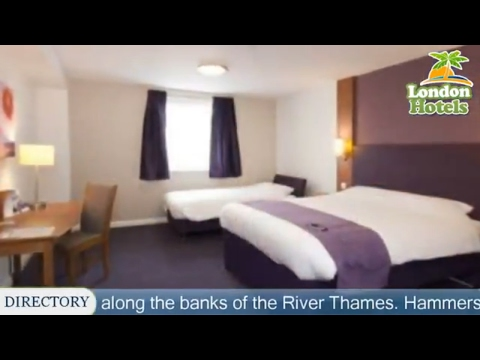 Premier Inn London Hammersmith - London Hotels, UK